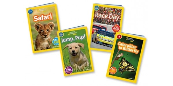 4 Free Books (Just Pay $1 Shipping) @ National Geographic Kids