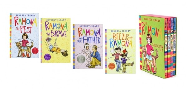 The Ramona Collection Box Set by Beverly Cleary $10 @ Amazon / Walmart