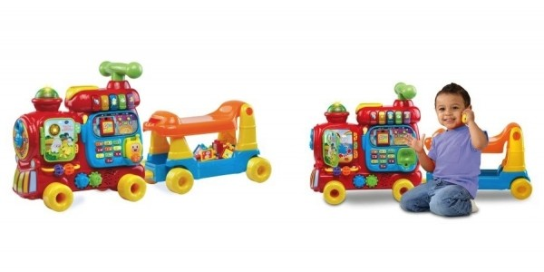 V-Tech Sit to Stand Ultimate Alphabet Train $23 @ Walmart