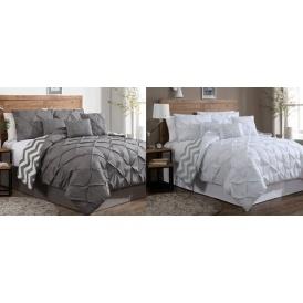 Geneva Queen Comforter Sets $50 Shipped