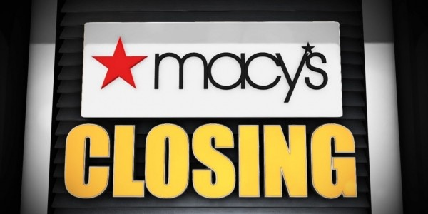 Macy's Closing Over 100 Stores In 2017
