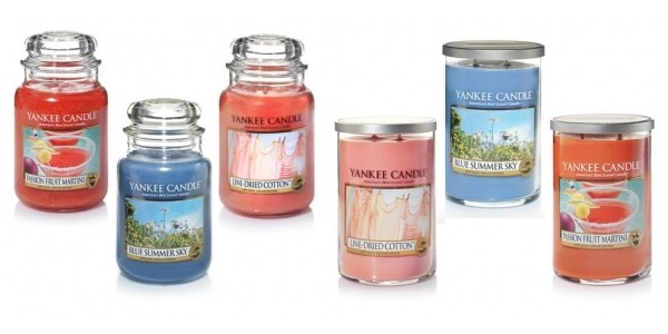 Select Large Jar or 2-Wick Tumbler Candles Just $10 @ Yankee Candle