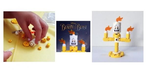 Free Beauty & The Beast LEGO Build @ Toys R Us