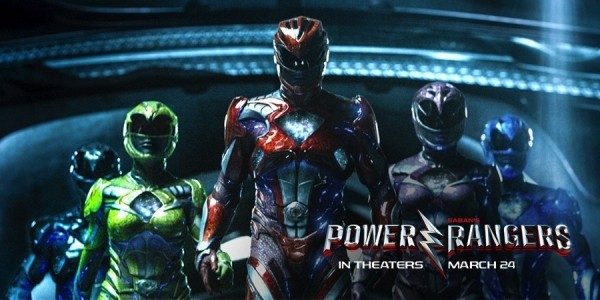 Buy One, Get One Free Power Rangers Movie Tickets w/ Code @ Atom Tickets
