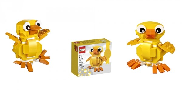 Lego Easter Chick $9.99 @ Amazon