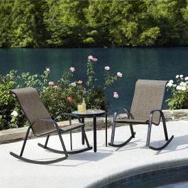 Bartlett Stack Rocking Chair $40 @ Kmart