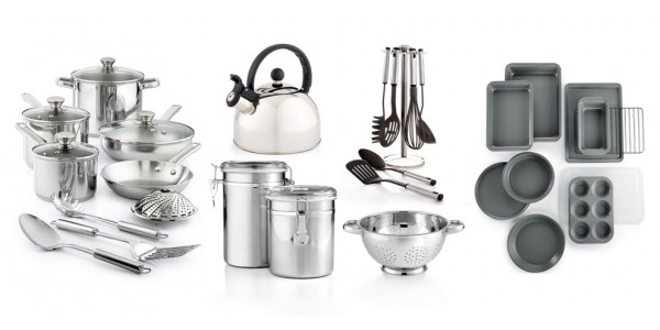 VIP Sale Sitewide = Tools of the Trade Kitchen Sets from $7 w/ Code @ Macy's