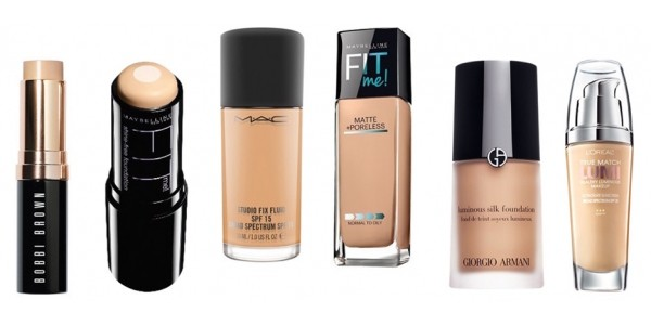 Ten Drugstore Dupes For High End Foundations