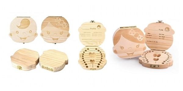 Baby Tooth Keepsake Box for Boy or Girl Under $10 @ Amazon