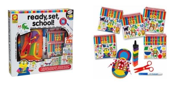 ALEX Toys Little Hands Ready, Set, School! just $11 @ Walmart / Amazon