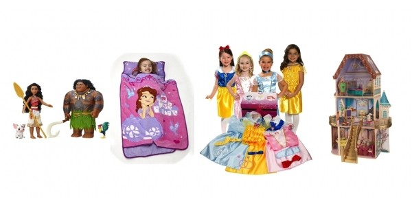 Today Only: 50% Off Disney Princess Favorites @ Amazon