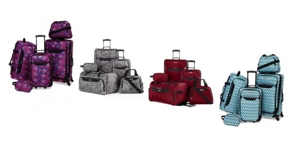 Tag Springfield III 5-Piece Luggage Sets $75 w/ Code @ Macy's