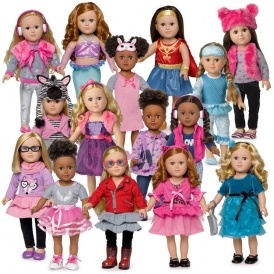 My Life As Dolls Just $19.97 @ Walmart