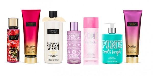 Body Care Items $6 Each (Reg. $18) @ Victoria's Secret