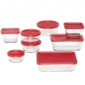 16pc Glass Storage Set $15.99 @ Oneida