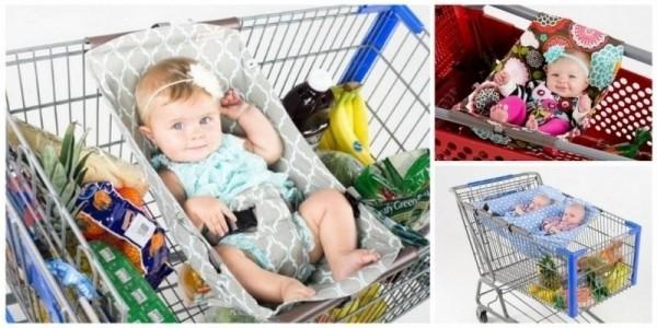 Where To Buy The Binxy Baby Shopping Cart Hammock