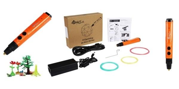 XYZprinting Da Vinci PLA 3D Pen $20 Shipped @ Newegg