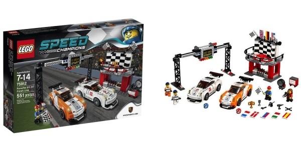 LEGO Speed Champions Porsche 911GT Finish Line Set $25 (Half Off!) @ Toys R Us