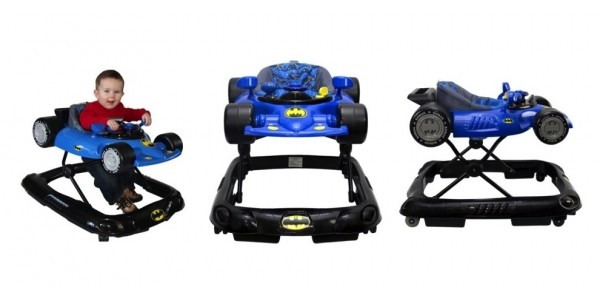 KidsEmbrace Baby Batman Walker $80 (Reg. $130) @ Walmart