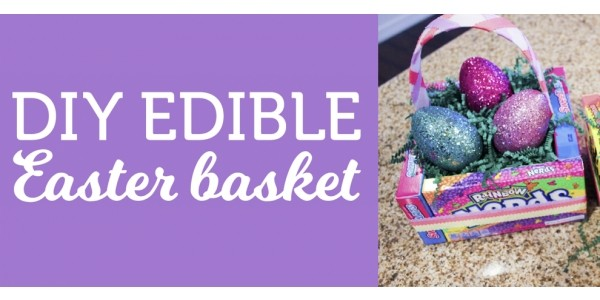 How To Make Edible Easter Baskets