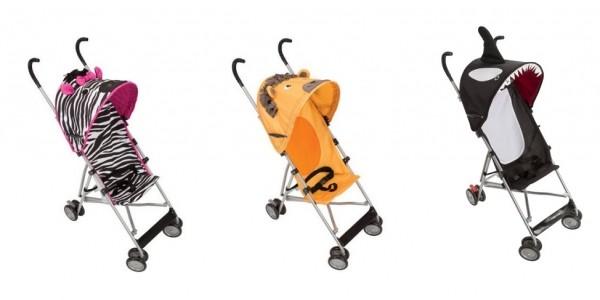 Cosco Character Umbrella Strollers From $21 @ Walmart