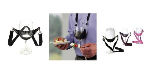 Portable Wine Glass Lanyards $2 Shipped @ Wish