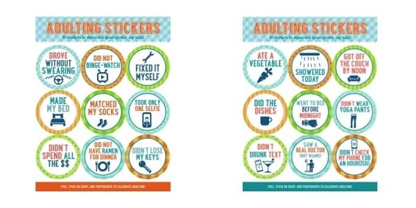 Adult Rewards Stickers Just $5 @ Amazon