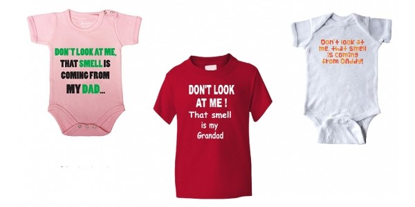 Don't Look At Me That Smell Is Dad Or Grandad Clothing From $4.88 @ eBay