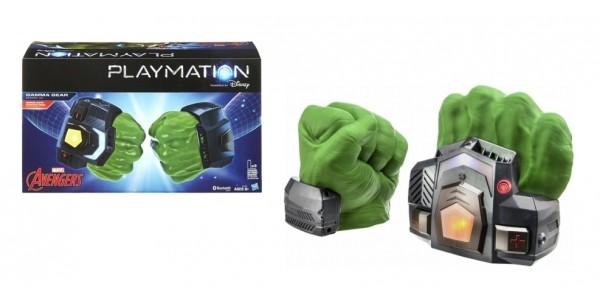 Hasbro Playmation Marvel Avengers Gamma Gear $9 (reg. $90) @ Best Buy (Prowler Bot Just $4 Too!)