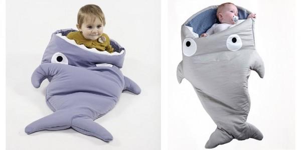 Infant Shark Sleeping Bag $13.50 @ Amazon