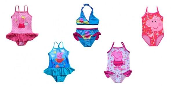 Peppa Pig Swimsuits $4.99 Shipped @ Aliexpress