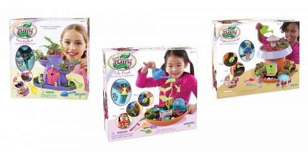 My Fairy Garden Real Growing Kits From $11.65 @ Amazon