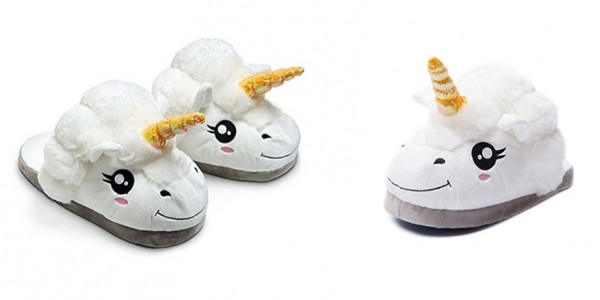Plush Unicorn Slippers $4.99 Shipped @ Amazon
