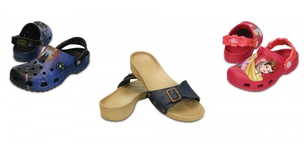 50% Off Crocs For The Whole Family @ Crocs