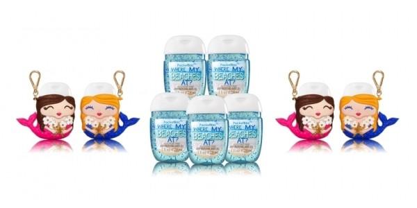 BFF Mermaid PocketBac Holders + Promo Codes @ Bath & Body Works
