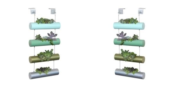 Four Season Zen Vertical Micro Garden Planter $12 @ Amazon
