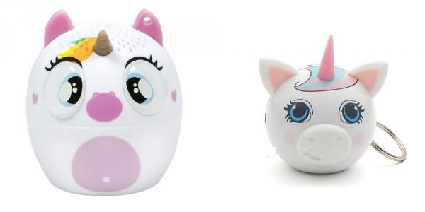 Unicorn Portable Universal Speakers From $12.99 @ Amazon