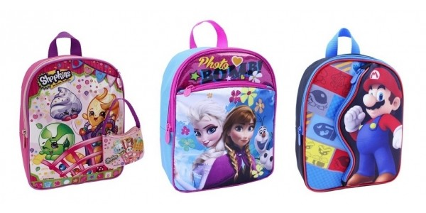 Disney Kid's Mini Backpacks from $4 @ Target