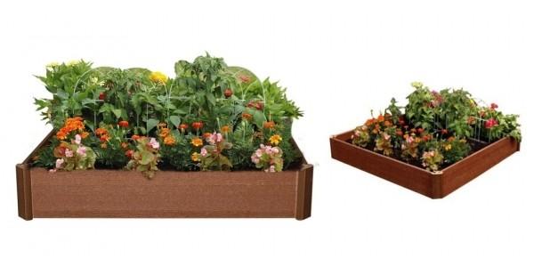 Greenland Gardener Raised Garden Bed Kit $21 @ Walmart