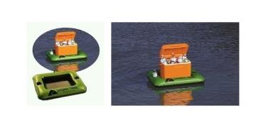 ozark-trail-28-quart-cooler-float-w-built-in-cup-holders-dollar-3-walmart-4792