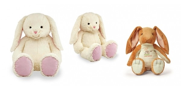 "22"" Plush Bunny just $20 + More Plush Bunnies from $10 @ Toys R Us"
