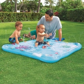 Lil' Squirt Baby Wading Pool $34.99 @ Amazon