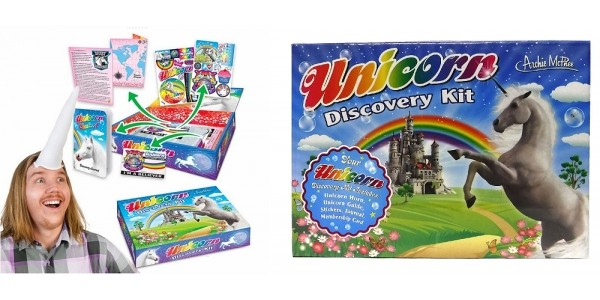 Unicorn Discovery Kit $15 Shipped @ Tillys