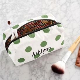 Cosmetic Bag $6.99 @ Pottery Barn