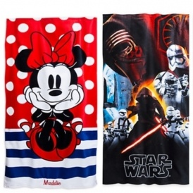 Personalized Disney Beach Towels Just $8!
