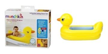 munchkin-white-hot-inflatable-duck-baby-bath-tub-dollar-12-target-4872