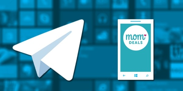 Never Miss Any Of Our Deals With Telegram