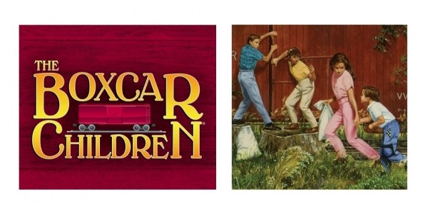 The Boxcar Children Mysteries: Books One Through Twelve Just $4 @ Amazon