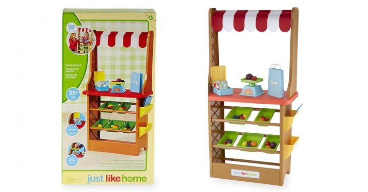 Just Like Home Toy Stand Mixer : Just like home market stand shipped toys r us