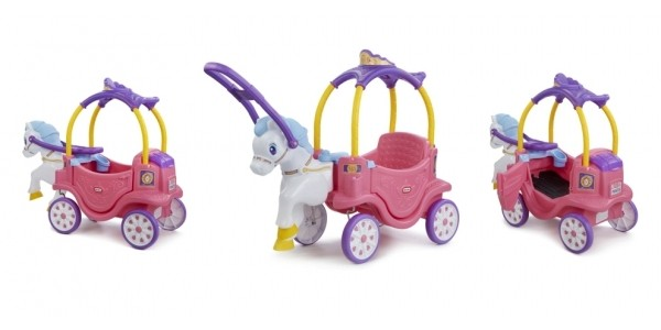 Little Tikes Princess Horse and Carriage $108 @ Sears
